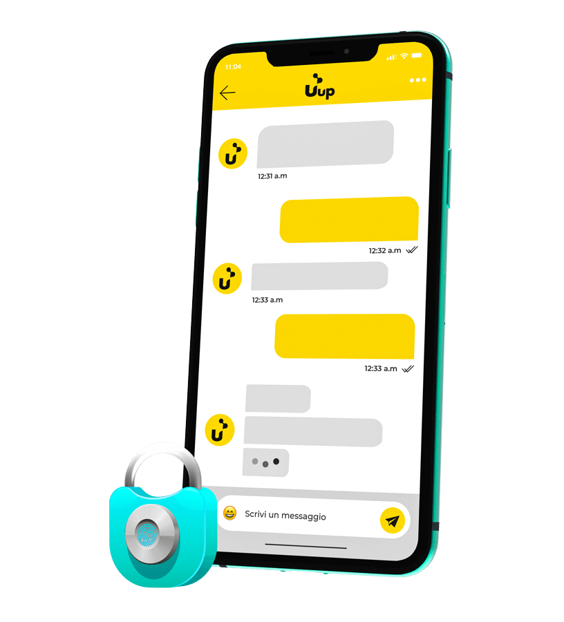 Uup - DTCircle Messaging App